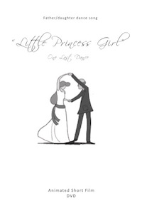 Little Princess Girl DVD